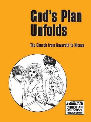 Picture of God's Plan Unfolds - Student Book