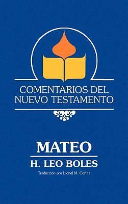 Picture of Comentarios del Nuevo Testamento - Mateo (Lam Case)
