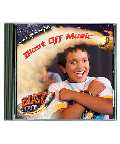 Group VBS 2014 Weekend Blast Off Blast Off Music CD  (Participant version)