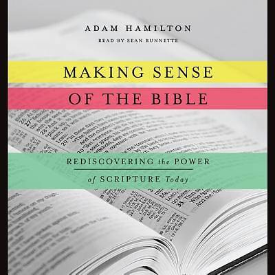 Picture of Making Sense of the Bible Audiobook