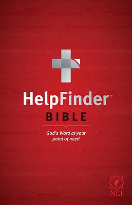 Picture of Helpfinder Bible NLT