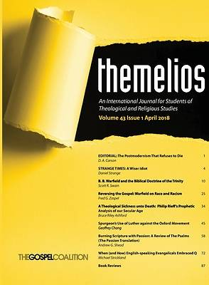 Picture of Themelios, Volume 43, Issue 1