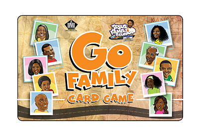 UMI VBS 2013 Jesus Family Reunion: The Remix Go Family Card Game Pre/Pri