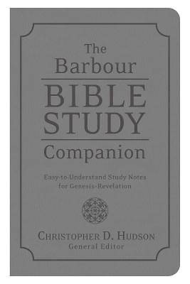 The Barbour Bible Study Companion