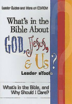 Whats in the Bible About God, Jesus, & Us Leader eTools