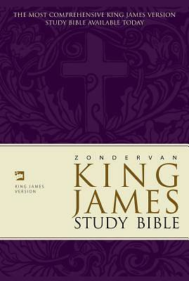Zodervan King James Version Study Bible