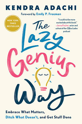 Picture of The Lazy Genius Way