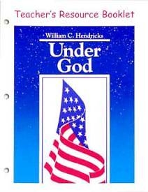 Under God Teachers Resource Booklet
