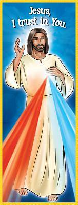 Picture of Bookmark - Divine Mercy