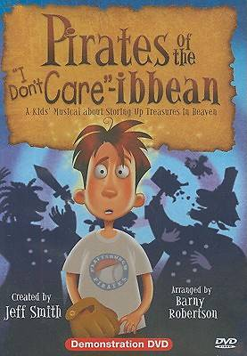 "Pirates of the ""I- Dont Care"" - Ibbean Demonstration DVD"