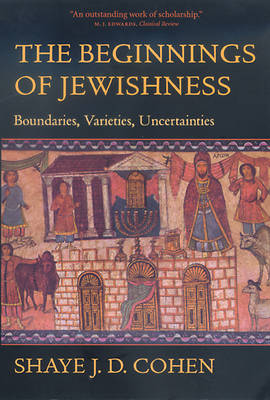 Beginnings of Jewishness