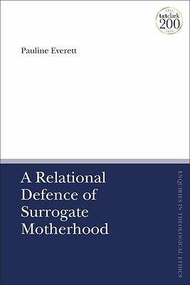 Picture of A Relational Defence of Surrogate Motherhood