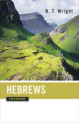 Picture of Hebrews for Everyone Commentary Series
