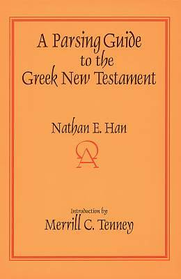 Picture of A Parsing Guide to the Greek New Testament