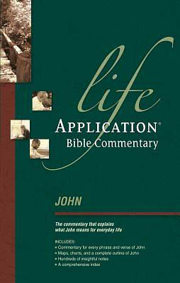 Picture of John: Life Application Commentary series