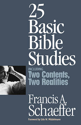 Picture of 25 Basic Bible Studies