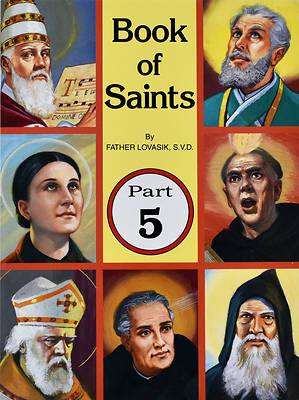 Book of Saints, Part 5