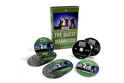The Quest for Authentic Manhood (DVD Leader Kit)