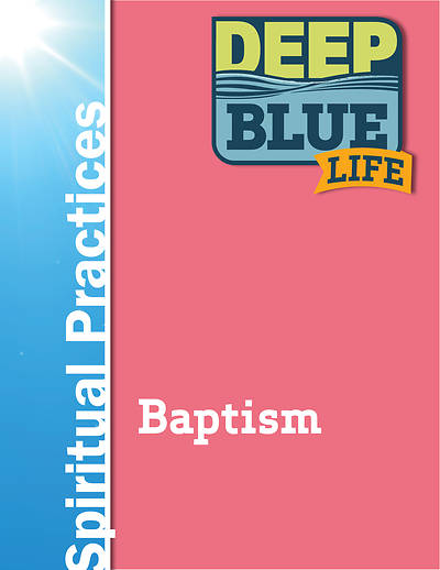 Picture of Deep Blue Life: Baptism Word Download