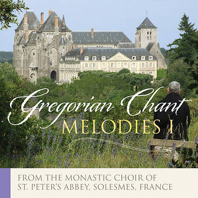 Picture of Gregorian Melodies Volume 1 CD