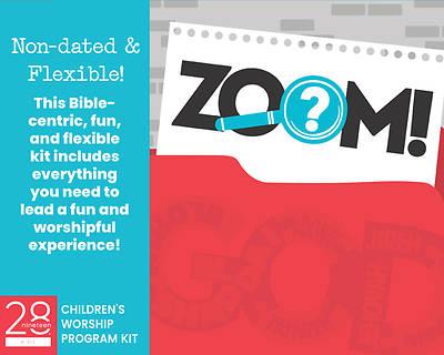 Picture of 28nineteen Zoom Worship Program Kit
