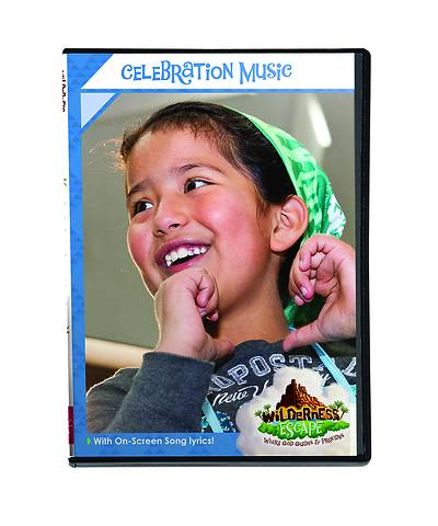 Picture of Vacation Bible School (VBS) 2020 Wilderness Escape Celebration Music DVD