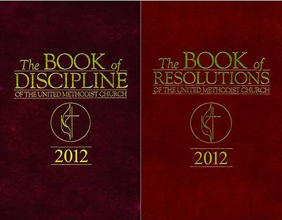 The Book of Discipline & The Book of Resolutions of the United Methodist Church 2012 CD-ROM