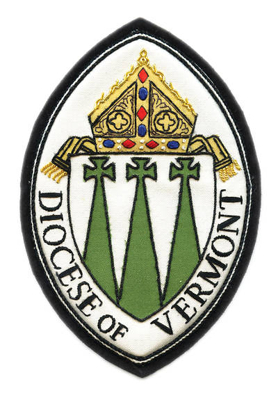SEAL-DIOCESE OF VERMONT