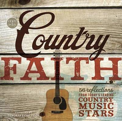 Once-A-Day Country Faith Devotional