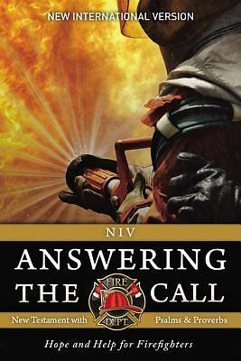NIV, Answering the Call New Testament with Psalms and Proverbs, Paperback