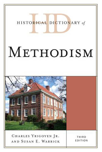 Picture of Historical Dictionary of Methodism