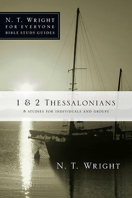 Picture of N. T. Wright for Everyone Bible Study Guides - 1 & 2 Thessalonians