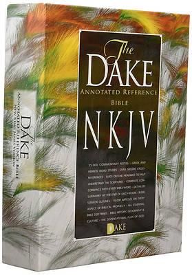 Picture of Dake NKJV Black Bonded Leather