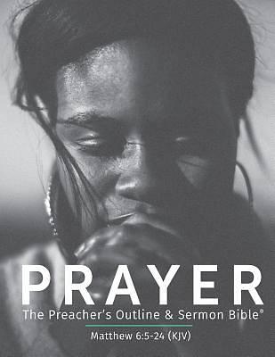 Picture of Prayer KJV