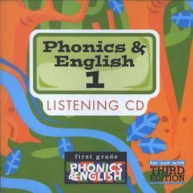 Phonics and English 1 Listening CD 3rd Edition