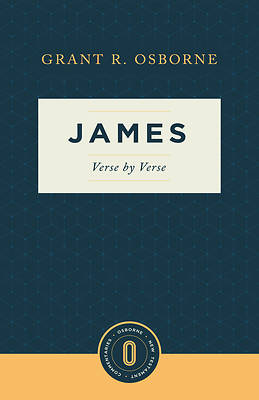 Picture of James Verse by Verse