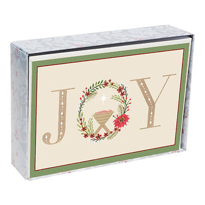 Picture of Joy Boxed Christmas Cards