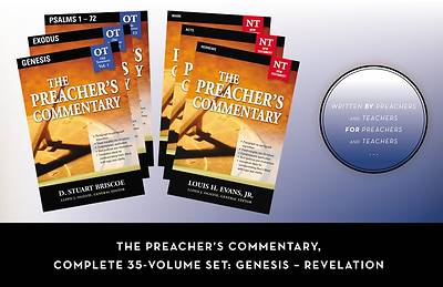 Picture of The Preacher's Commentary, Complete 35-Volume Set