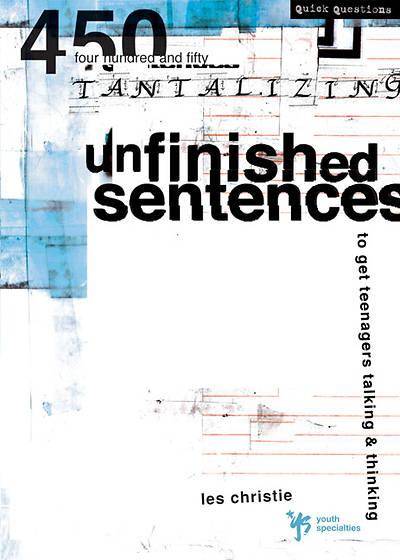 Picture of Unfinished Sentences - eBook [ePub]