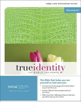 Todays New International Version True Identity Bible