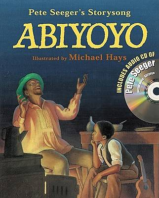 Picture of Abiyoyo with CD