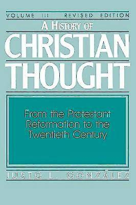 Picture of A History of Christian Thought Volume III - eBook [ePub]