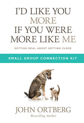 Picture of I'd Like You More If You Were More Like Me Small Group Connection Kit