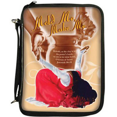 """Mold Me, Make Me"" Bible Organizer"
