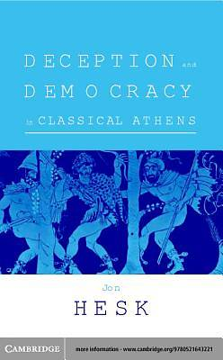 Deception and Democracy in Classical Athens [Adobe Ebook]