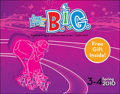 Picture of Live BIG Ages 3-4 Spring DVD Kit 2010