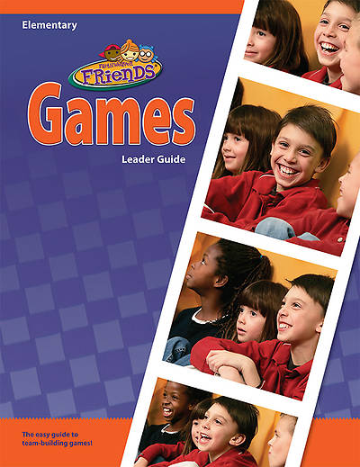 Group FaithWeaver Friends Elementary Games Leader Guide Fall 2013