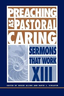 Preaching as Pastoral Caring [ePub Ebook]