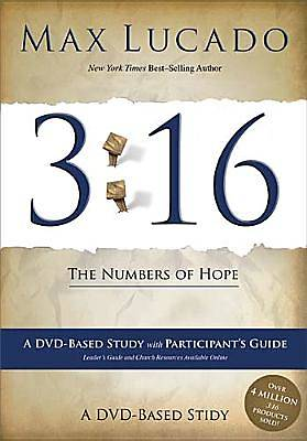 3:16 DVD Based Study with Participants Guide (Book and DVD)