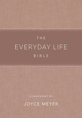 Picture of The Everyday Life Bible